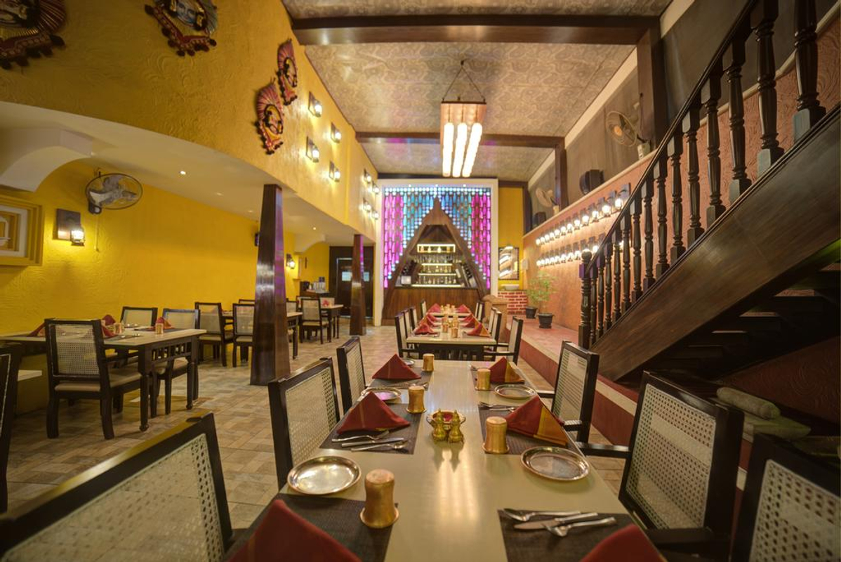 Goldfinch Hotel in Race Course Road, Bangalore