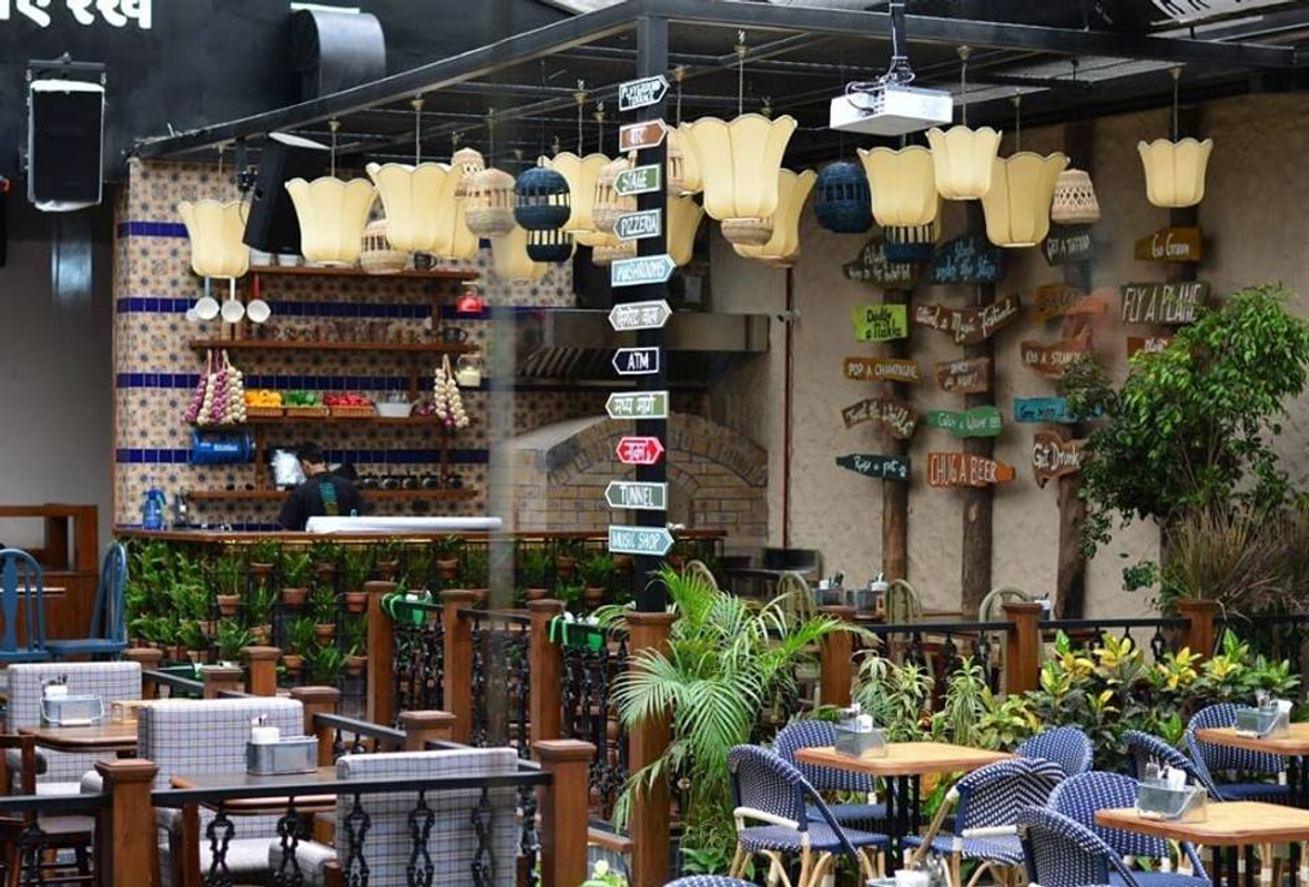 Playground Bar And Cafe in Chandigarh Industrial Area, Chandigarh