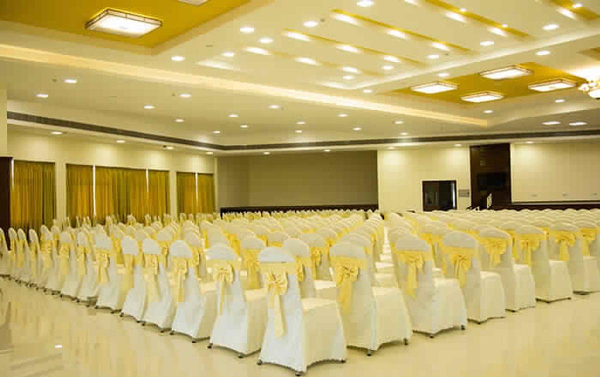 Shree Chaitanya Function Hall in Kamarajar Salai, Chennai