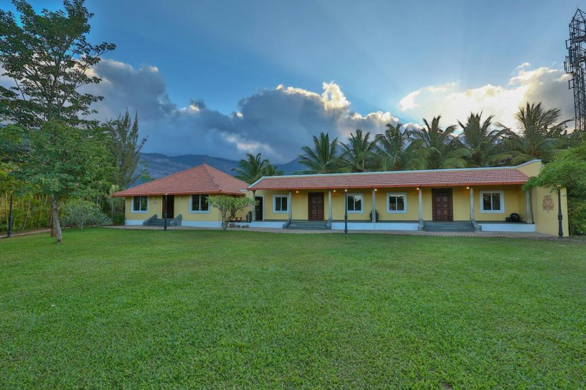Dvara Siruvani in Perumal Kovil Pathy, Coimbatore