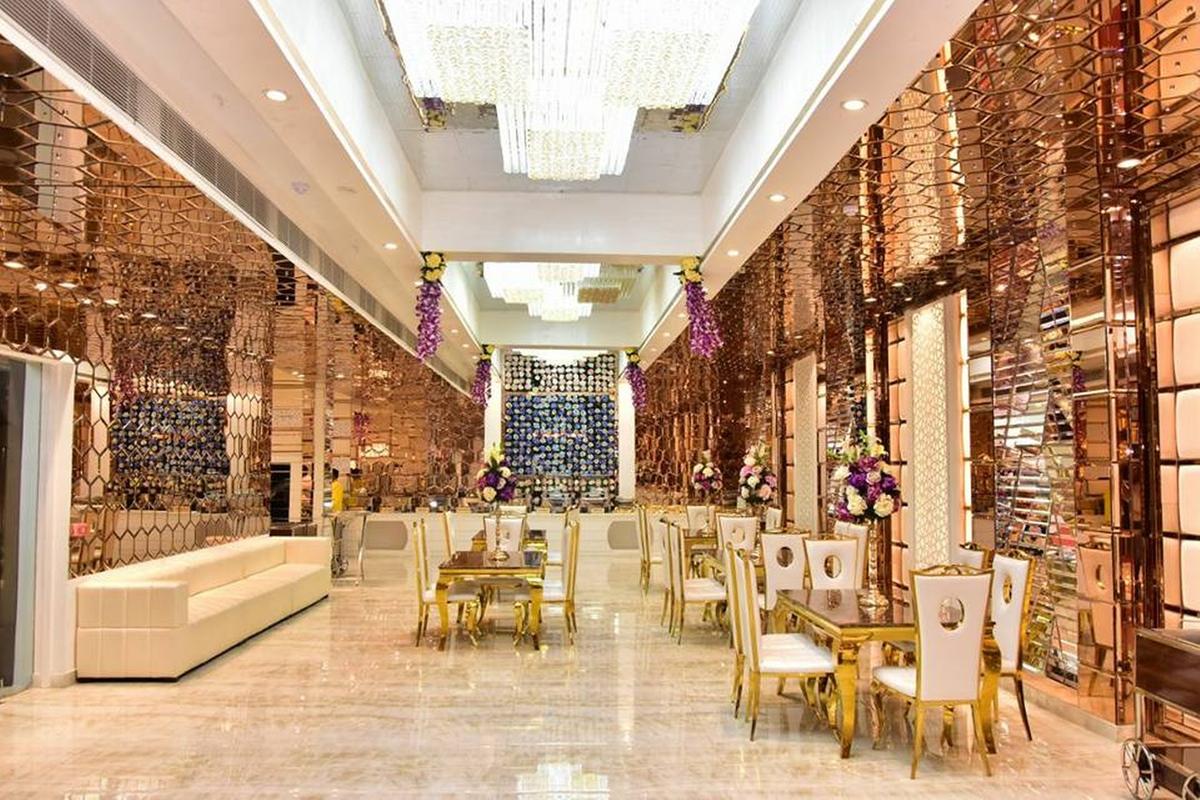 Golden Dreams Banquet in Kalkaji, Delhi
