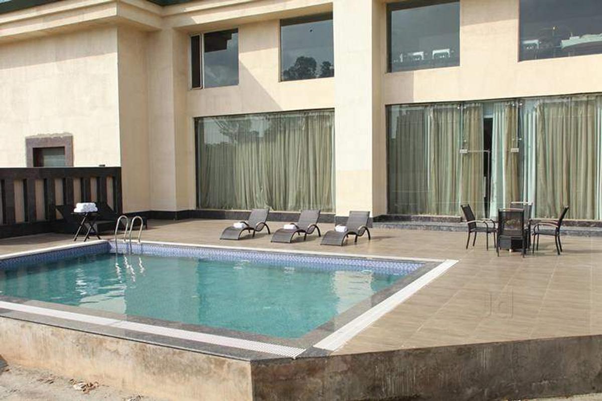 Thb Hotel Sewa Grand In New Delhi