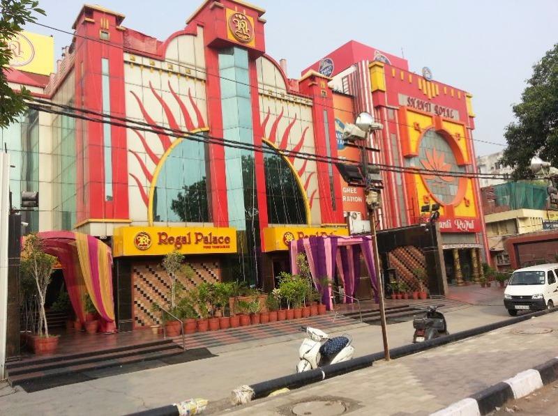 Regal Palace in GT Karnal Road, Delhi