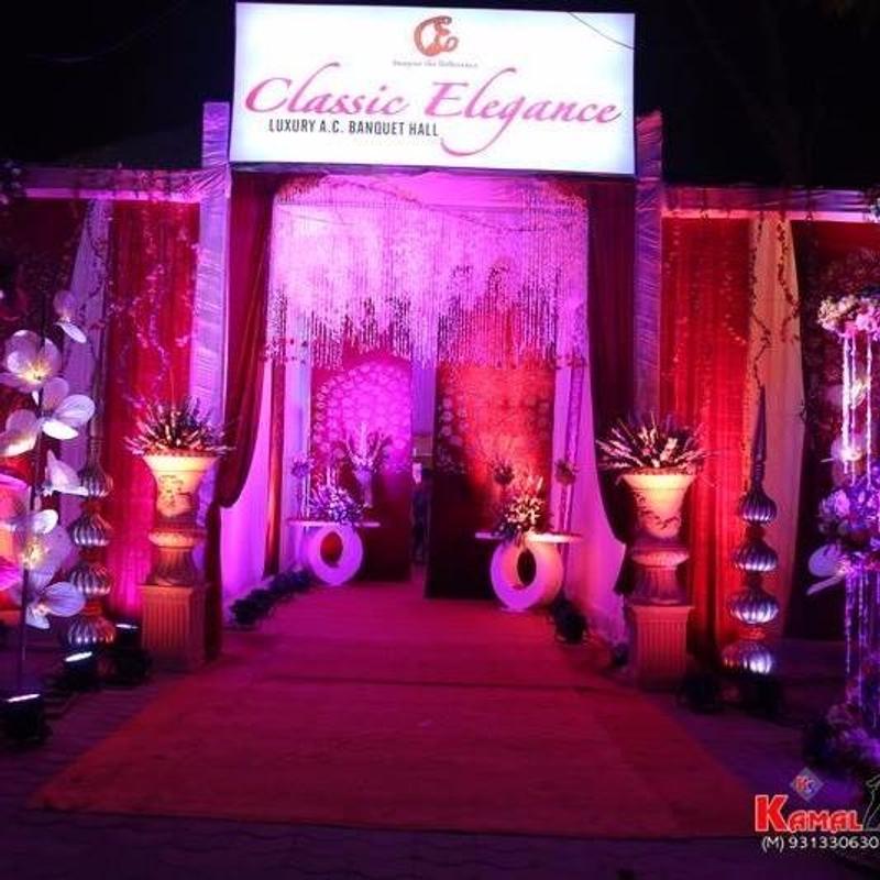 Classic Elegance in NIT, Faridabad