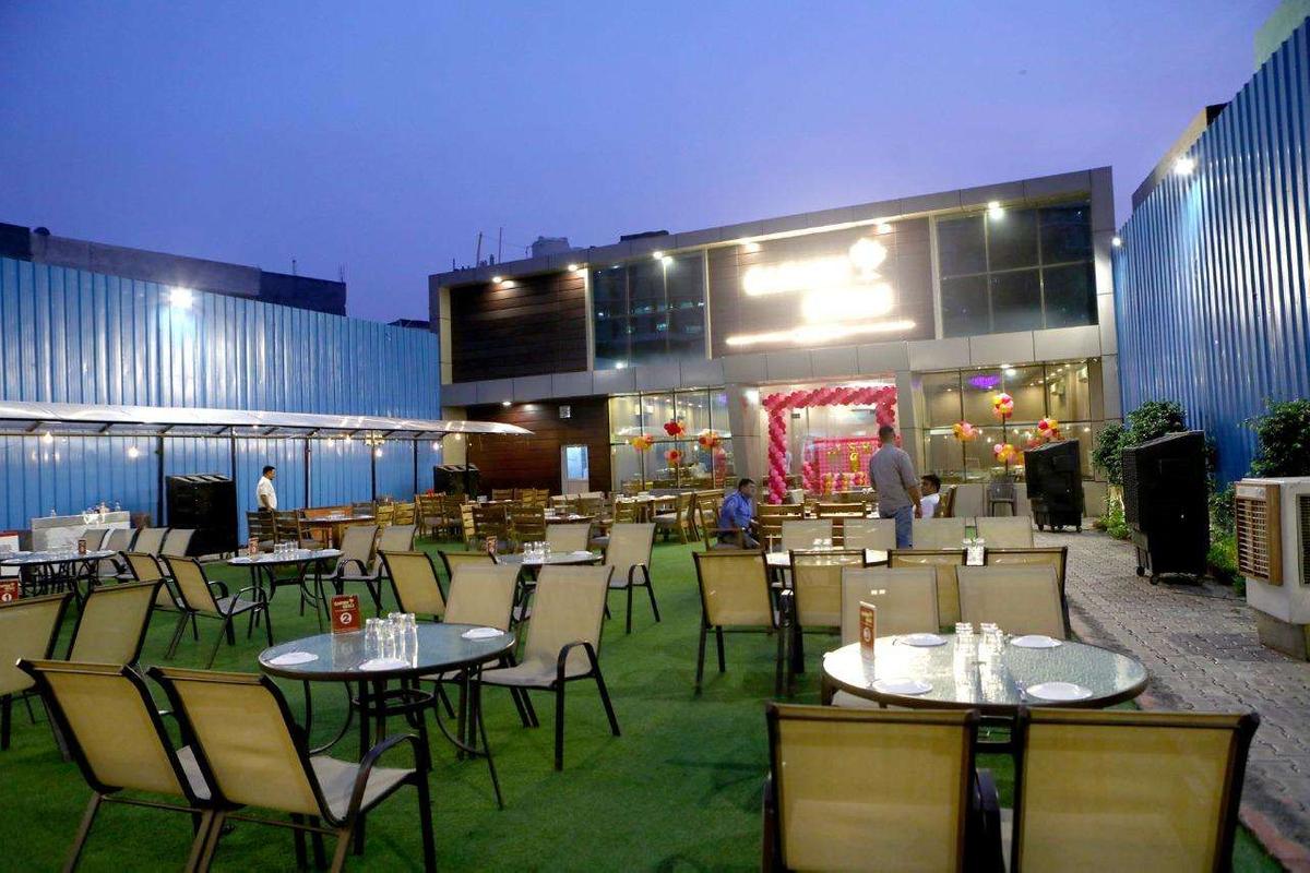 Garden Grills in NIT, Faridabad