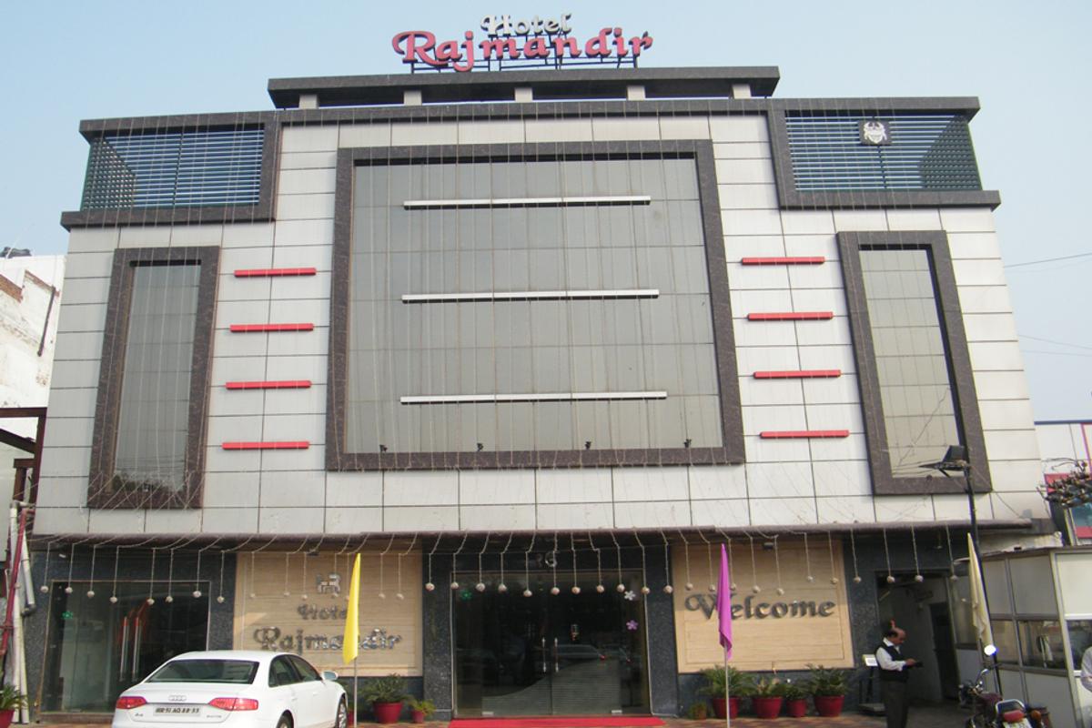 Raj Mandir in Neelam Bata Road, Faridabad