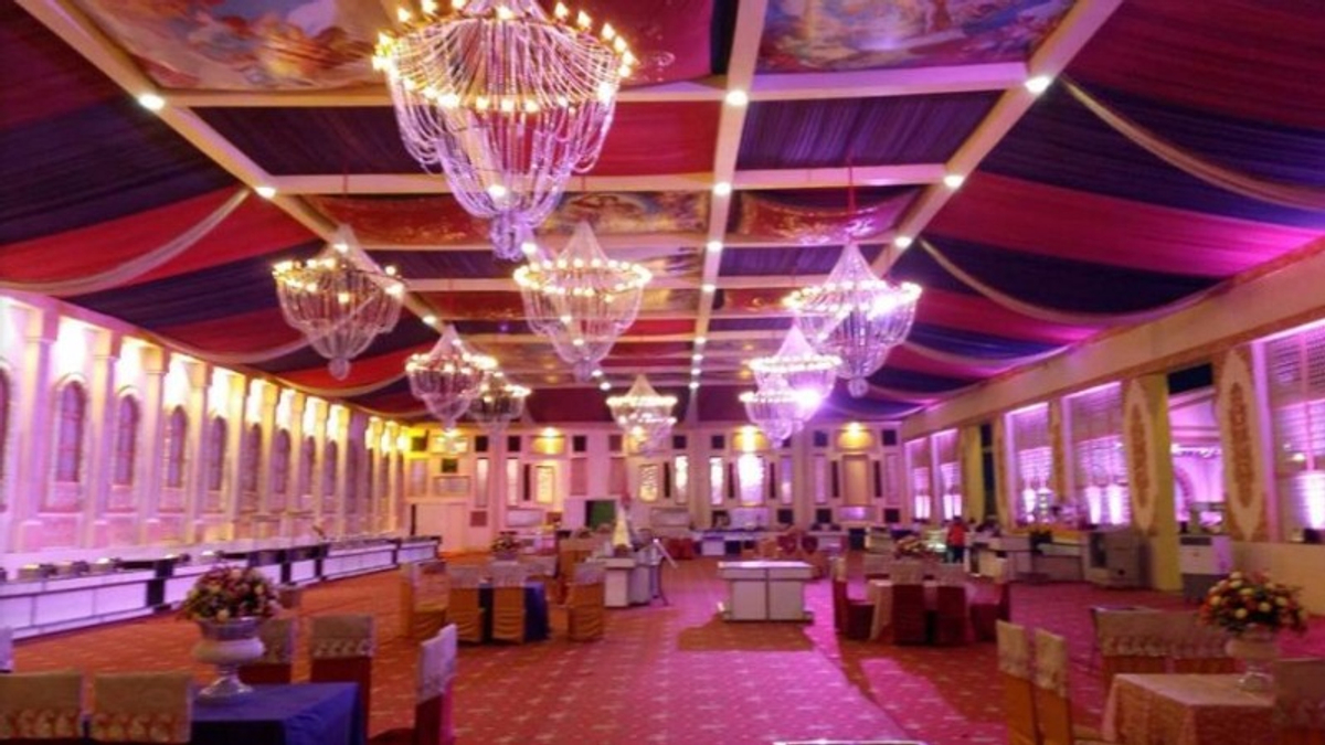 SRS Banquet in Sector 12, Faridabad