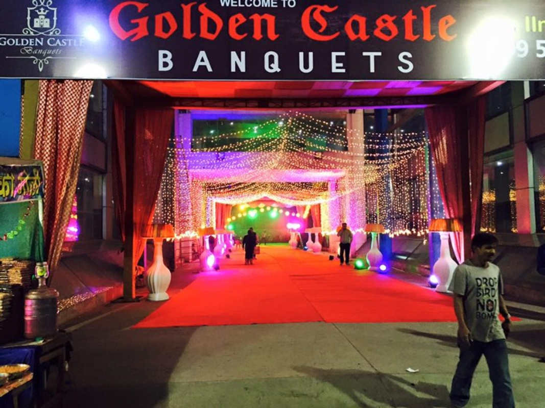 Golden Castle Party Lawns in Sahibabad, Ghaziabad