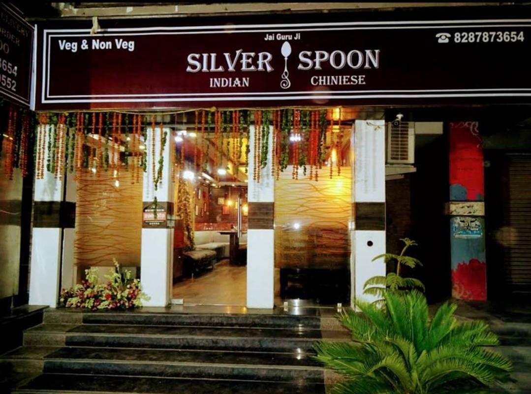 Silver Spoon Restro in Vaishali, Ghaziabad