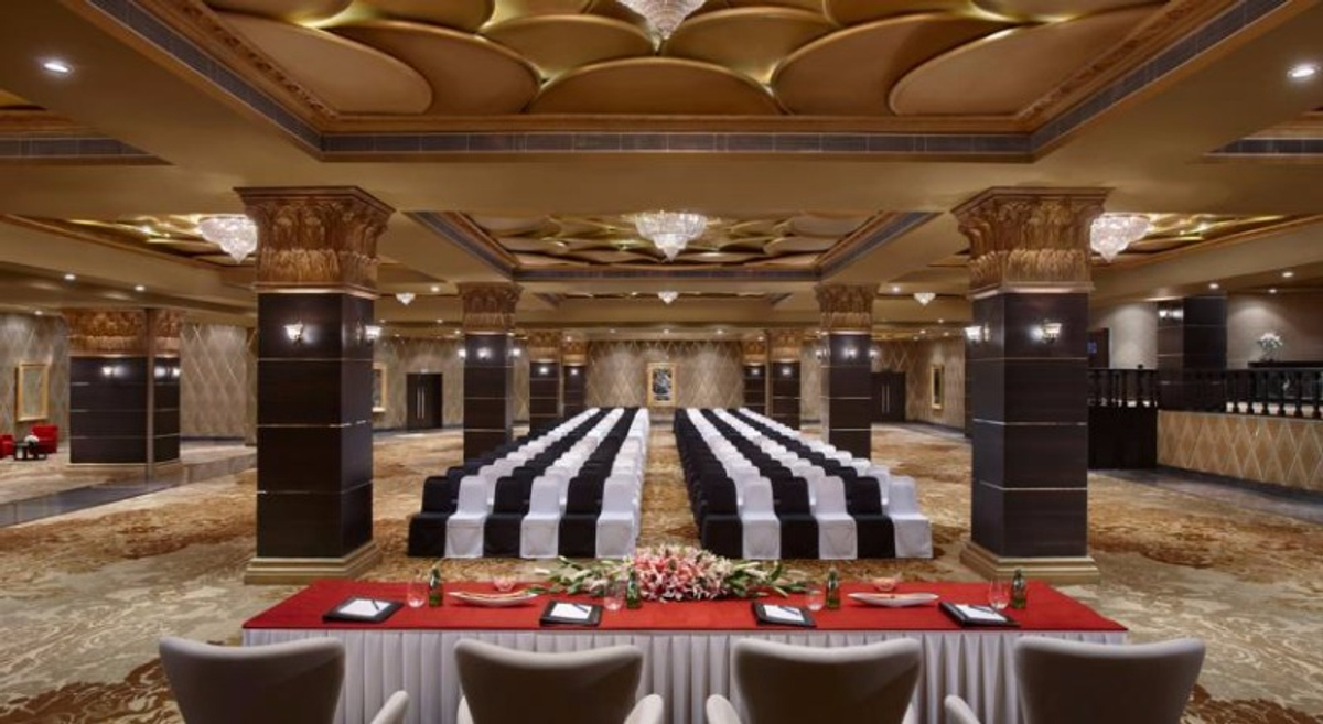 Banquet Hotel Galaxy in Sector 15, Gurgaon