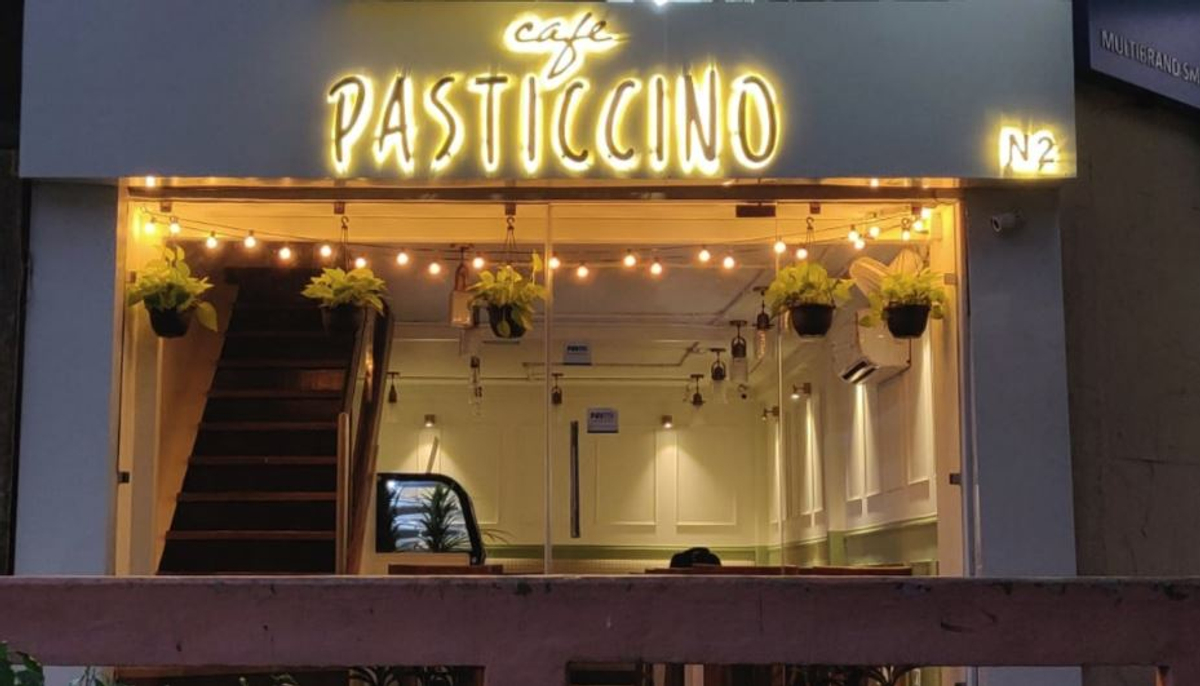 Cafe Pasticcino in DLF Phase 1, Gurgaon