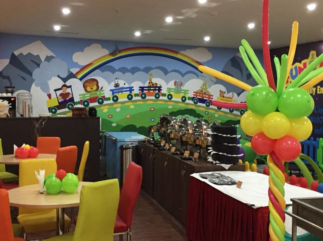 Fun Junction in Golf Course Road, Gurgaon
