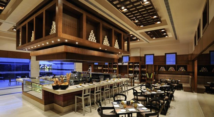 Double Tree By Hilton in Golf Course Road, Gurgaon