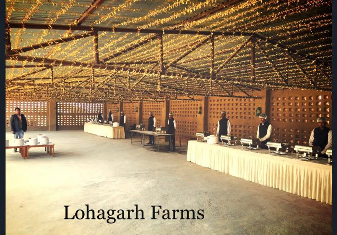 Lohagarh Farms in Sohna Road, Gurgaon