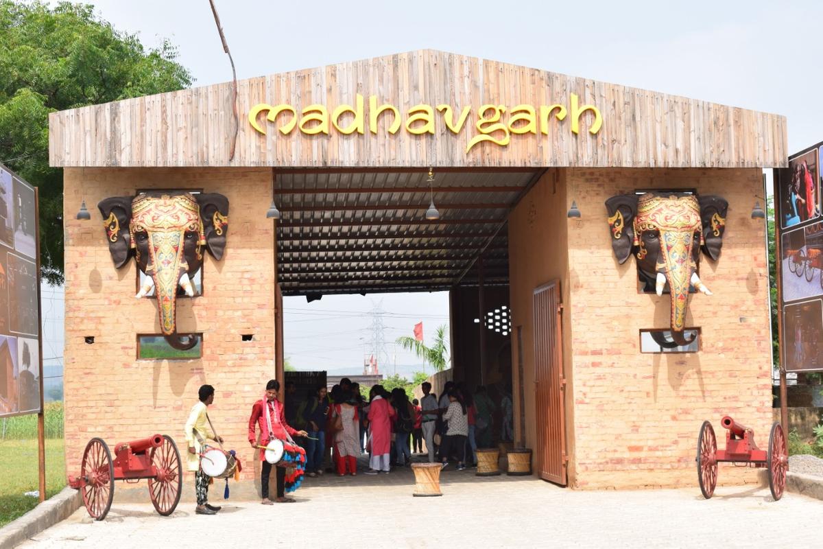 Madhav Garh Farms in Badshahpur, Gurgaon
