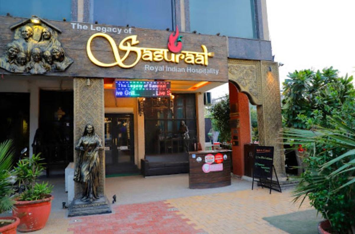 Sasuraal in Sector 29, Gurgaon