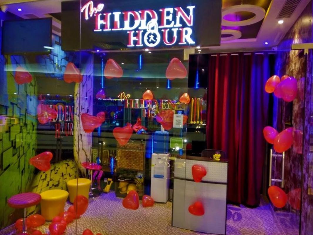 The Hidden Hour in Sector 28, Gurgaon