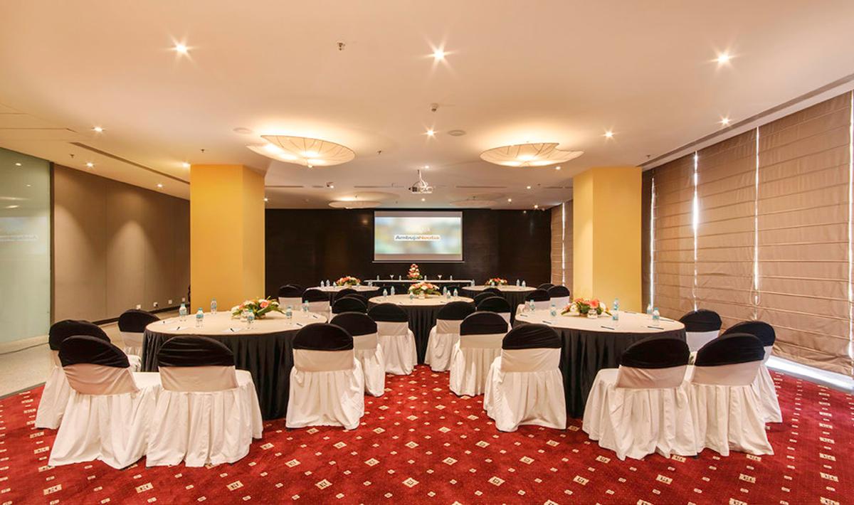 Club Eco Vista in New Town, Kolkata