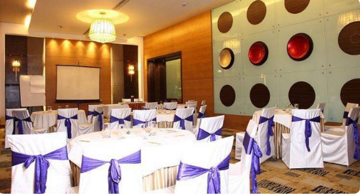Middleton Chambers Garden Banquet in Park Street, Kolkata