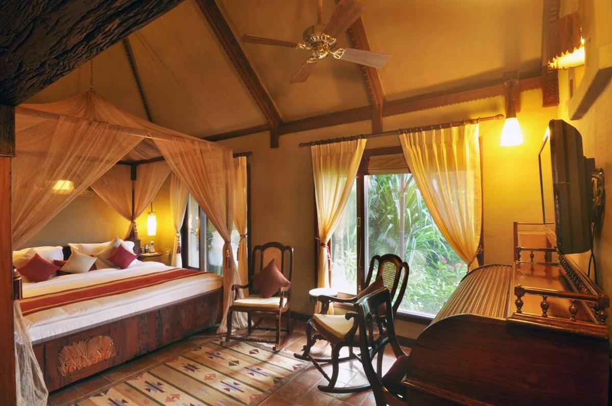 Vedic Village Spa Resort in New Town, Kolkata