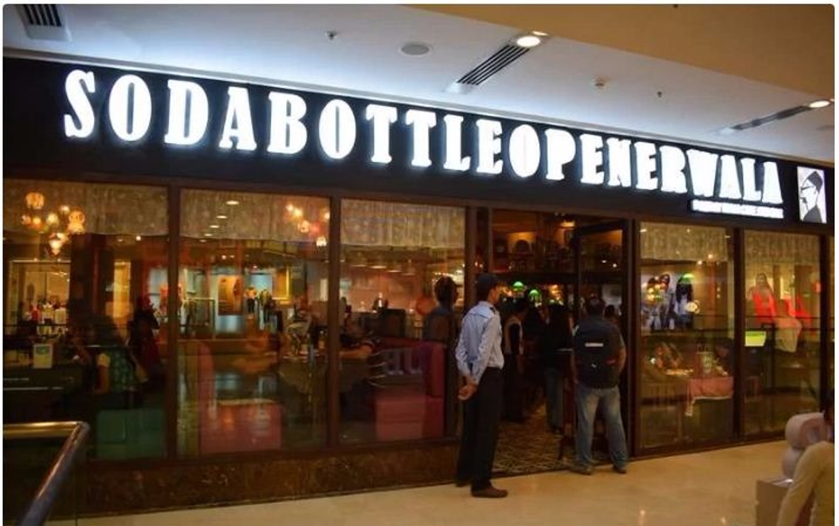 Soda Bottle Opener Wala in Sector 18, Noida