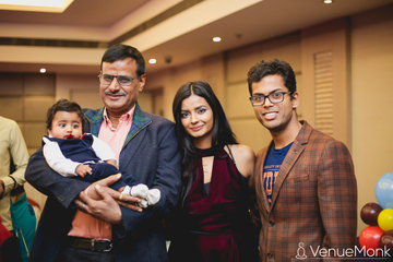 image of anushka-and-advik's-welcome-party-at-clarens-hotel-gurgaon-32