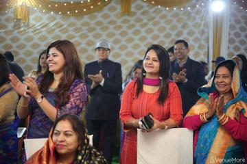 image of bimlesh-shukla-retirement-party-420