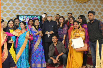 image of bimlesh-shukla-retirement-party-481