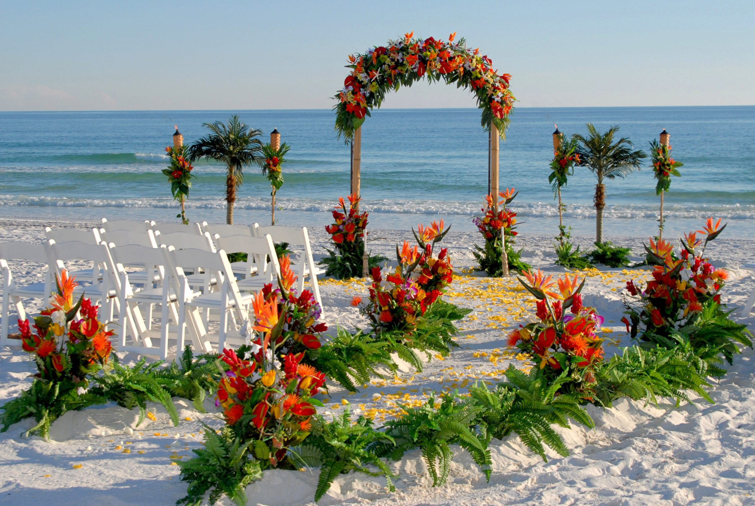 5 Exotic Destinations for Your Wedding
