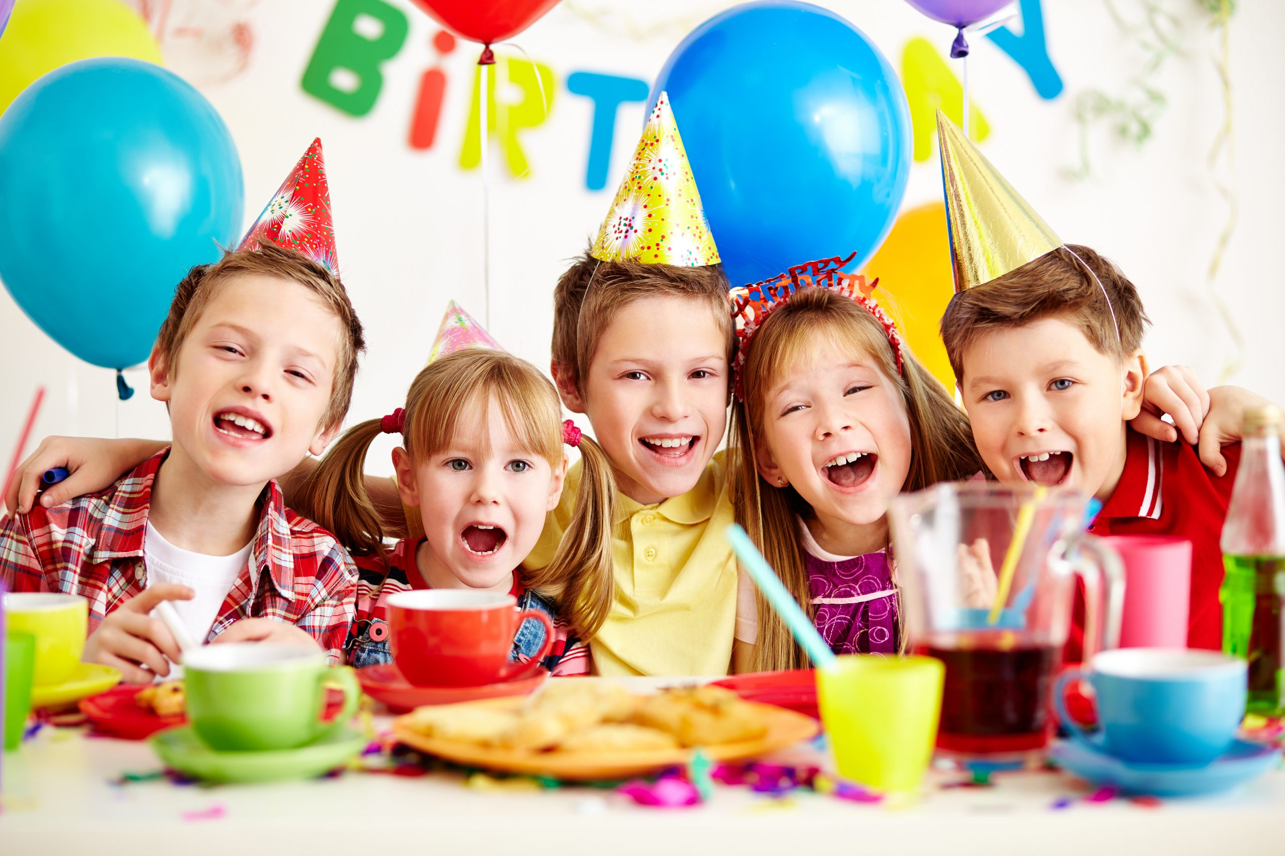 Exciting Themes for Your Kids Birthday Party!