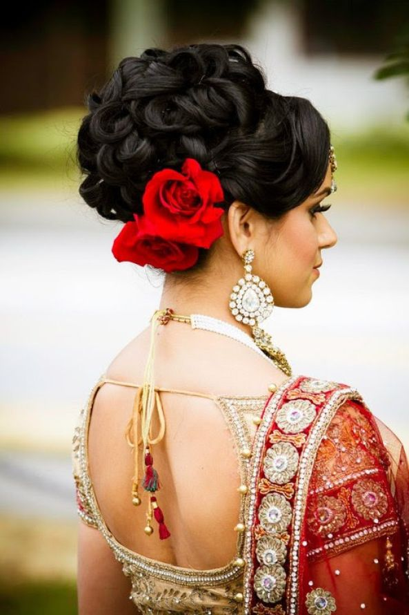 Best Wedding Hairstyles for Indian Brides and Grooms