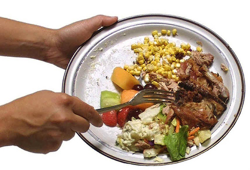 Food Wastage in Indian Weddings and Parties