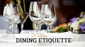 Top 10 Dining Etiquette to Follow at Corporate Parties..