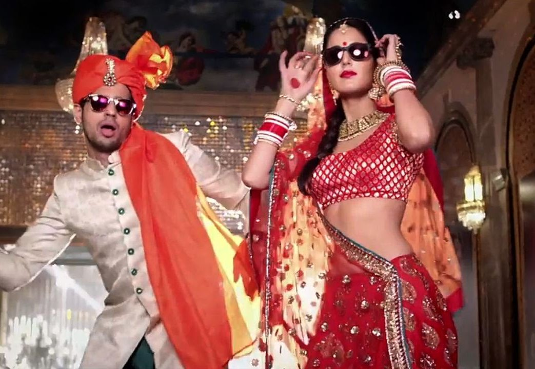 Katrina sets some new Bride Swag Goals with this new song !