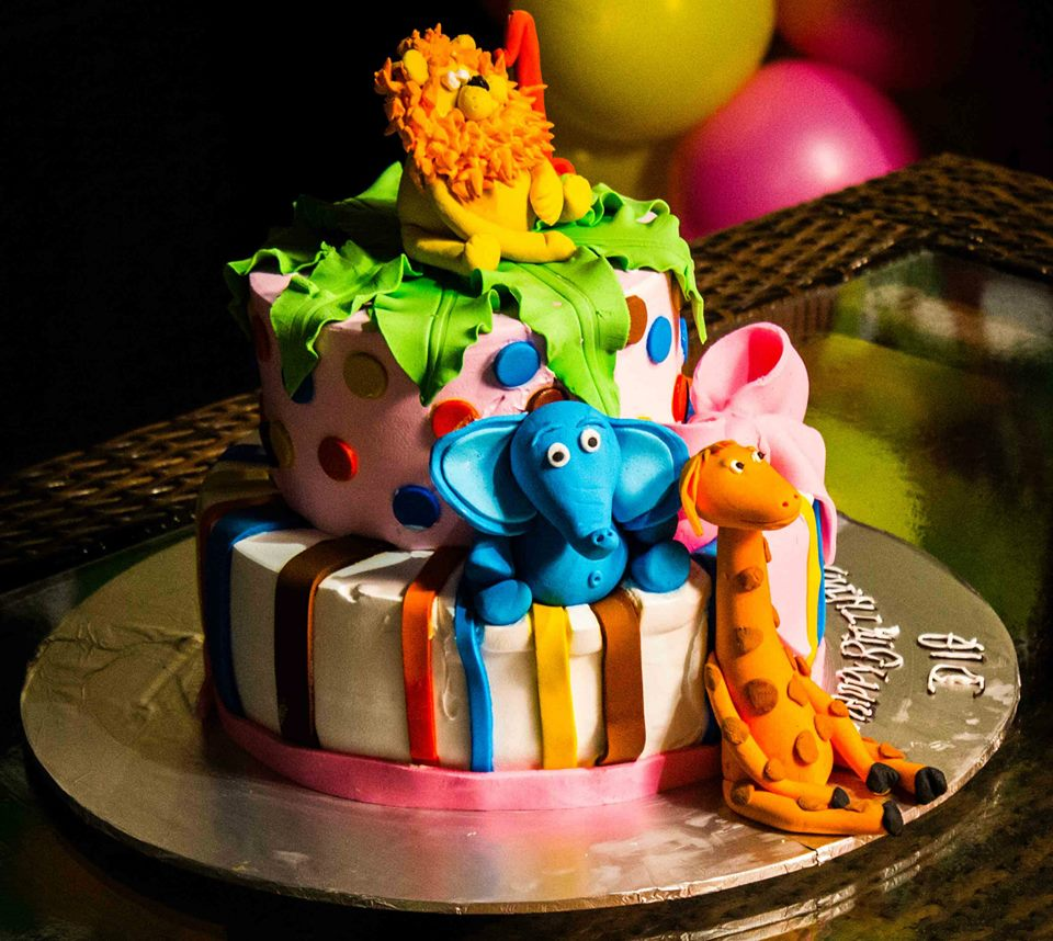6 Best Places in Gurgaon to Celebrate Your Kids Birthday Party !