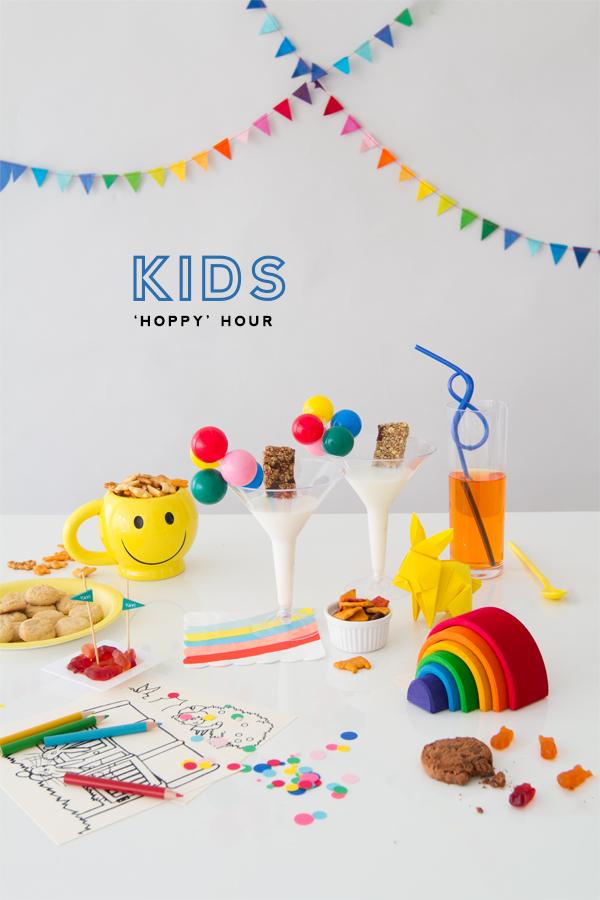 Kids Hoppy Hour Party!