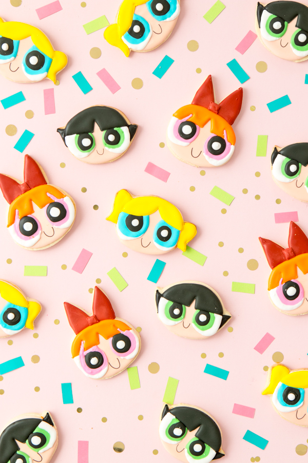 Power Puff Girls Theme Birthday Party