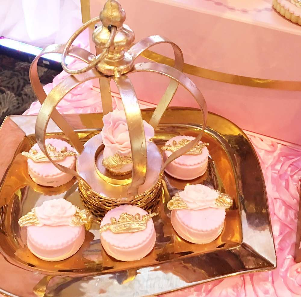 Princess Theme Baby Shower