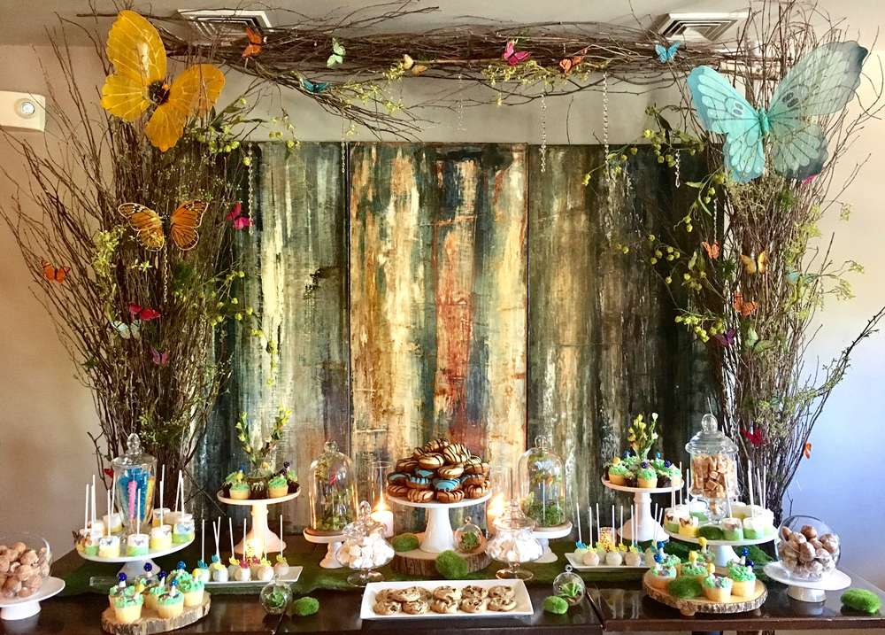 Trendy Ideas for a Forest Theme Birthday Party for Kids