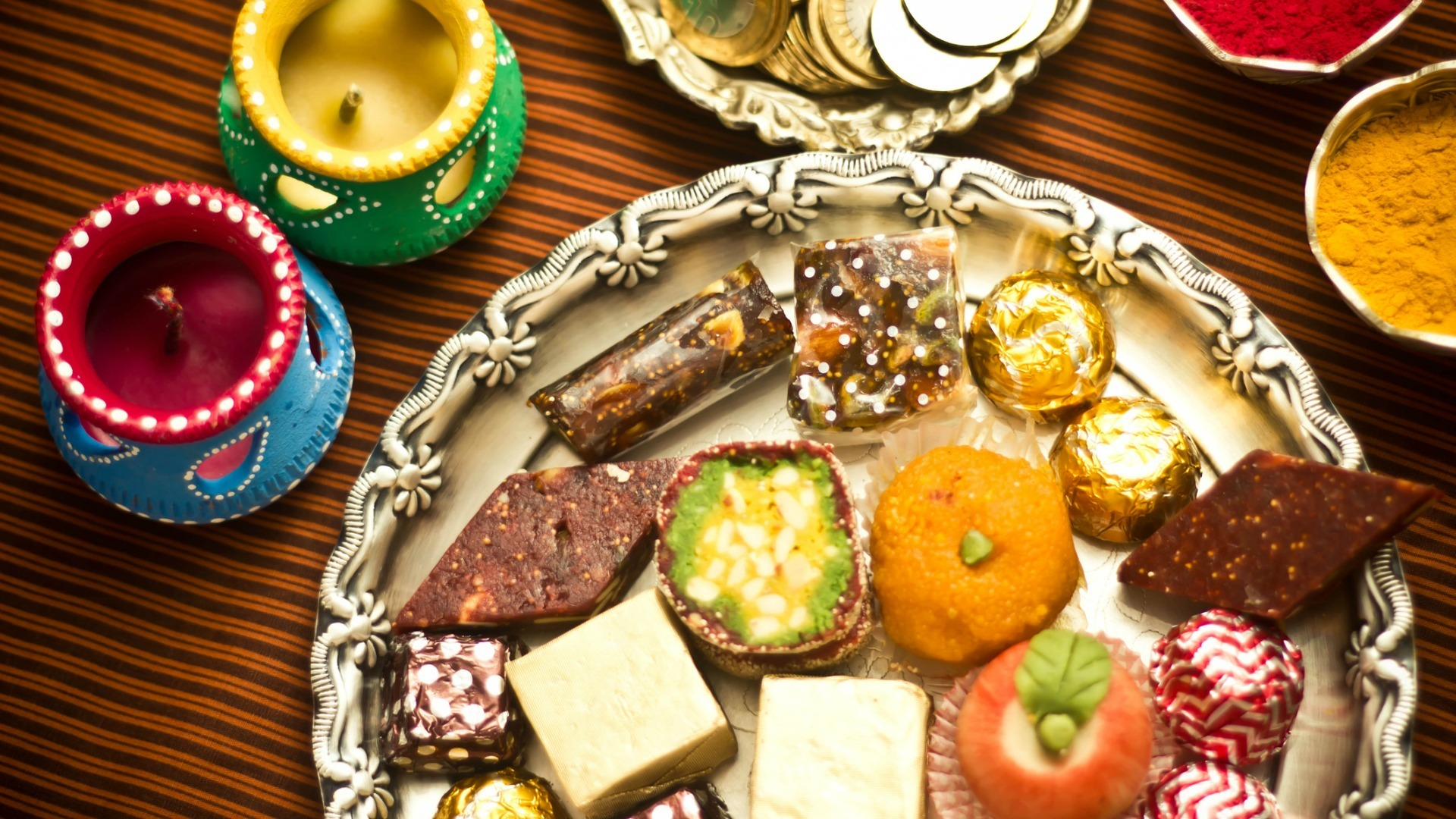 Mouth Watering Food Menu For A Perfect  Corporate Diwali Party