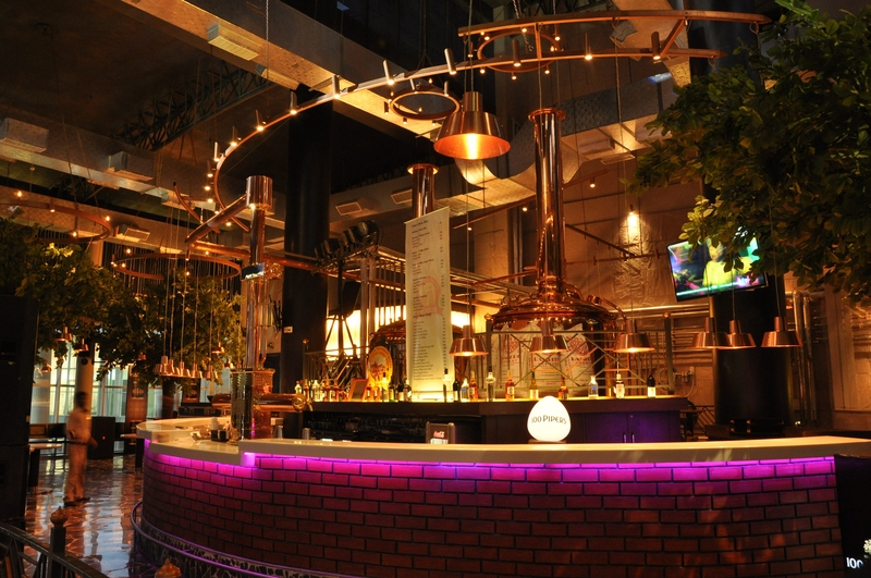 #VenueOfTheWeek - 7 Degrees Brauhaus In Gurgaon, NCR's Only German Microbrewery!