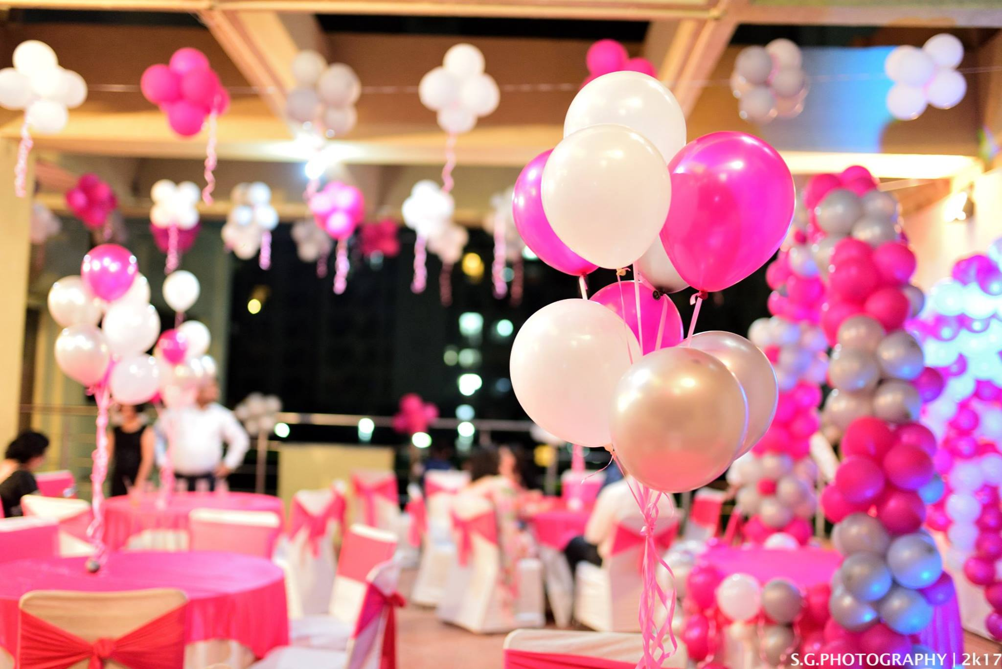 Check Out These 5 Essential Things To Consider Before Selecting Your Kid's First Birthday Party Venue!