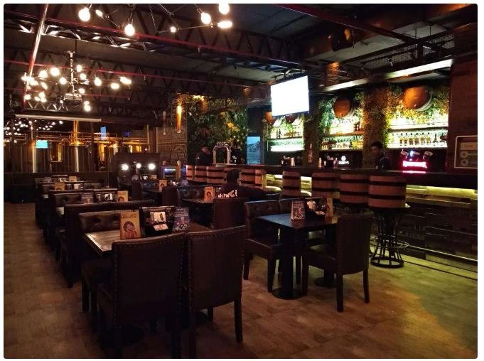 #VenueOfTheWeek: Brew Buddy, Sector 29 Gurgaon, Your Ideal Corporate Party Venue!