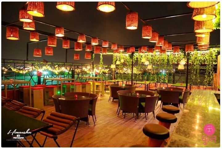 #VenueOfTheWeek: Chull- Bar With A Twist, In Sector 29 Gurgaon!