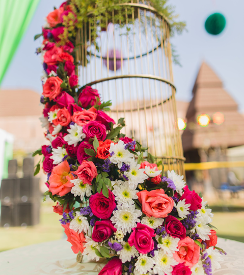 Slay Your Wedding Decor Game By Using These 4 Decoration Ideas In Your Mehendi Celebrations!