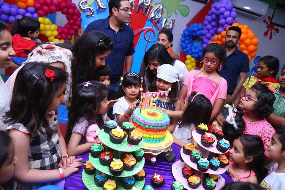 The Funbox- The Best Play-Scape in Gurgaon for your Kids Birthday Party!