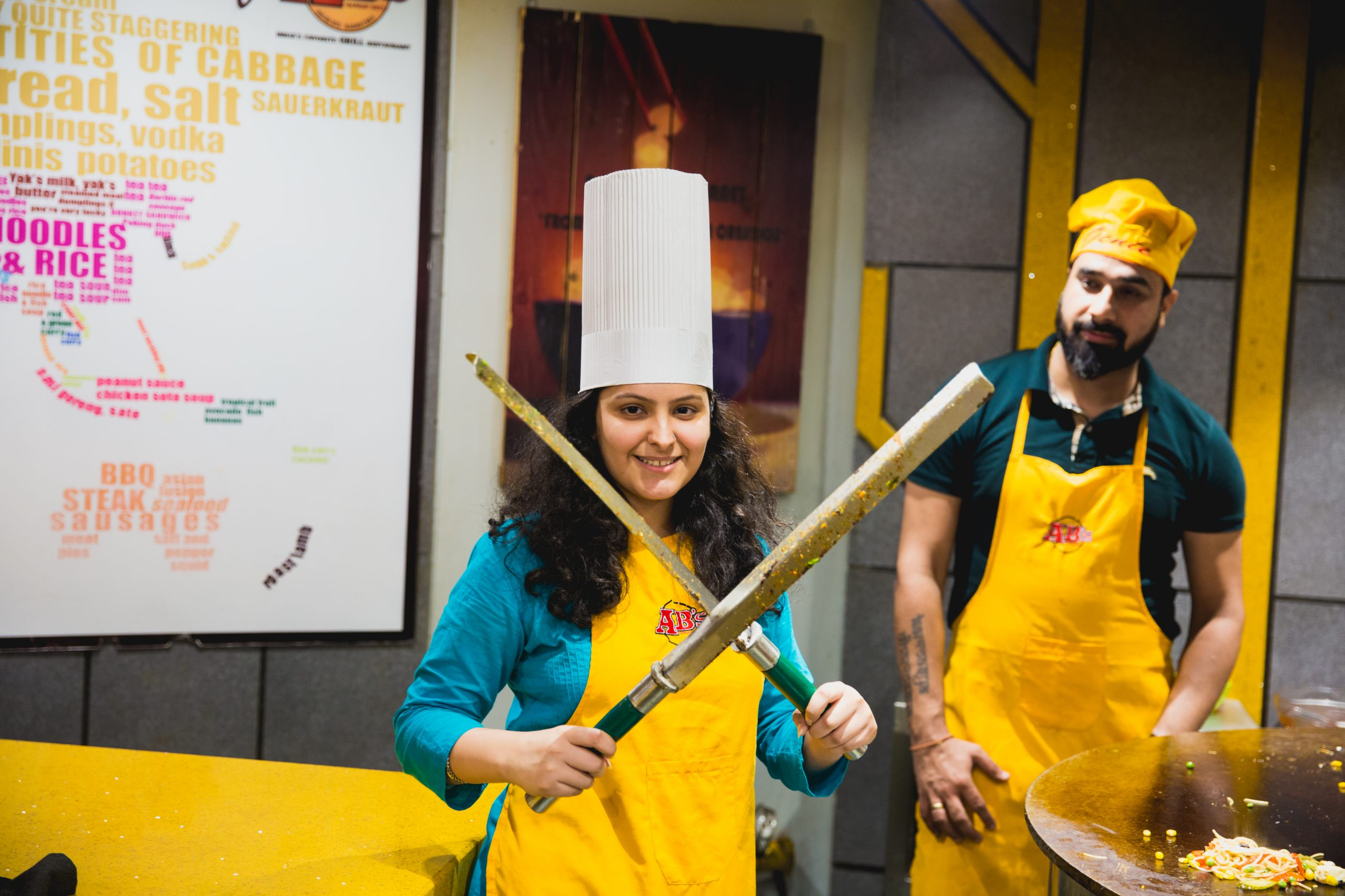 136 Dishes @ Just 599! Absolute Barbecue in Gurgaon Gives Your Regular Barbecuing Experience an Awesome Edge!