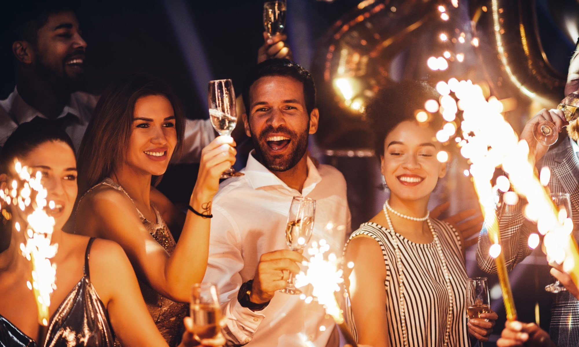 Best Place to Celebrate New Year's  Eve in Noida