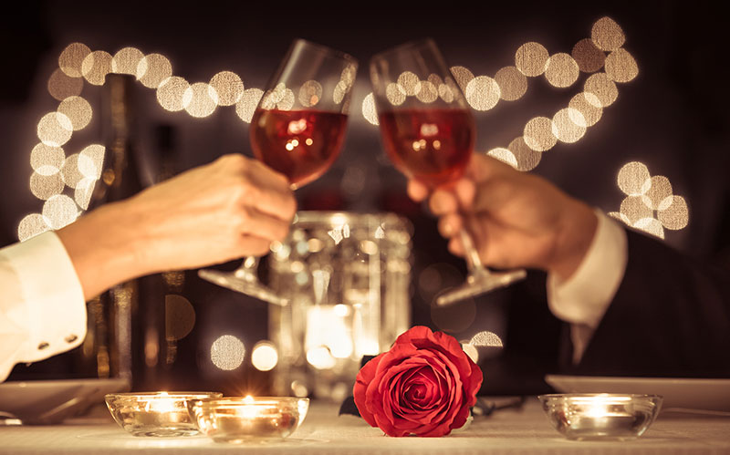 Best Places For A Romantic Date on Valentine's Day in Gurgaon