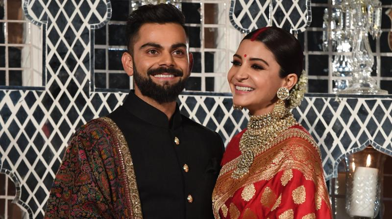 Virat Kohli And Anushka Sharma's Wedding Reception at Taj Palace Hotel, New Delhi